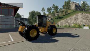 Caterpillar 535D Winch Skidder for Farming Simulator 2019