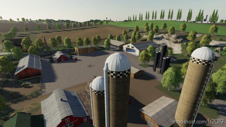 Westbridge Hills V1.0.0.1 for Farming Simulator 2019