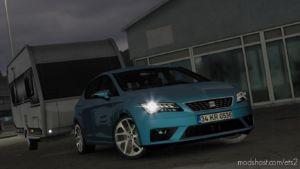 Seat Leon V1R20 [1.36.X] for Euro Truck Simulator 2