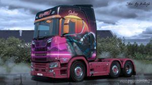 Joker Next GEN Scania Skin [1.36.X] for Euro Truck Simulator 2