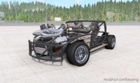 Ibishu 200BX Deathkart V1.5 for BeamNG.drive