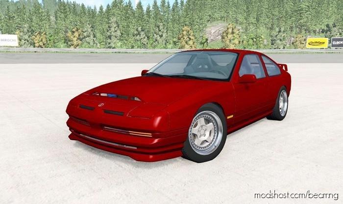 Ibishu 200BX GTZ V1.1B for BeamNG.drive