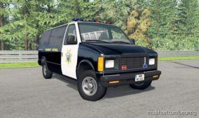 Gavril H-Series California Highway Patrol V1.6 for BeamNG.drive