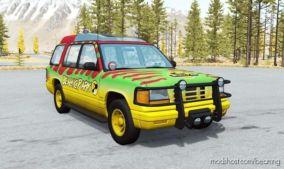 Gavril Roamer Tour CAR Beamic Park for BeamNG.drive