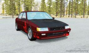 Ibishu Pessima 1988 V6 Drift for BeamNG.drive
