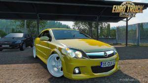 Opel Astra H V1R2 for American Truck Simulator