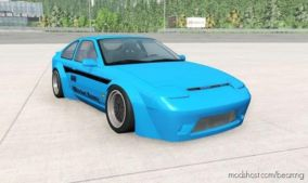 Ibishu 200BX Rocket Bunny V0.3.1 for BeamNG.drive