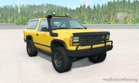 Gavril D-Series Bandito V2.2 for BeamNG.drive