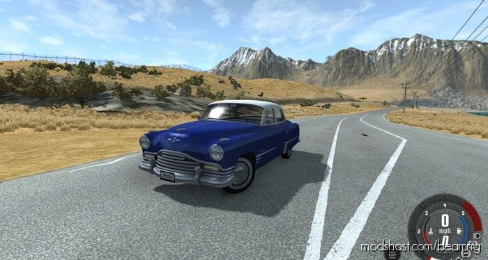 Burnside Special Limousine V1.1 for BeamNG.drive
