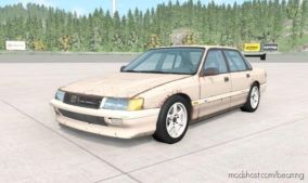 Ibishu Pessima 1988 Rusty Skin V0.2 for BeamNG.drive