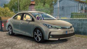 Toyota Corolla [1.36] for Euro Truck Simulator 2