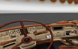 Scania Spoke Steering Wheel [1.36.X] for Euro Truck Simulator 2