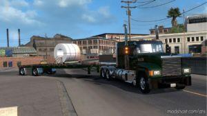 Custom Wilson Flatbed Ownable [1.36.X] for American Truck Simulator