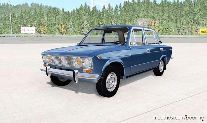 Beanng – Lada (2103) 1972 V2.0 for BeamNG.drive