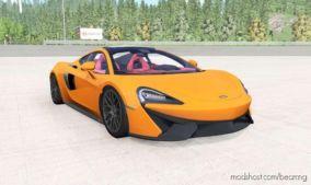 Mclaren 570GT 2017 Mikado Yellow for BeamNG.drive