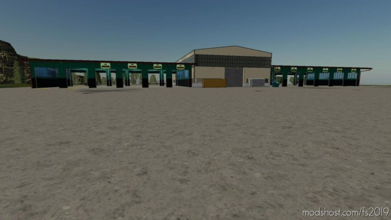 Warehouse Bulk Storage for Farming Simulator 2019
