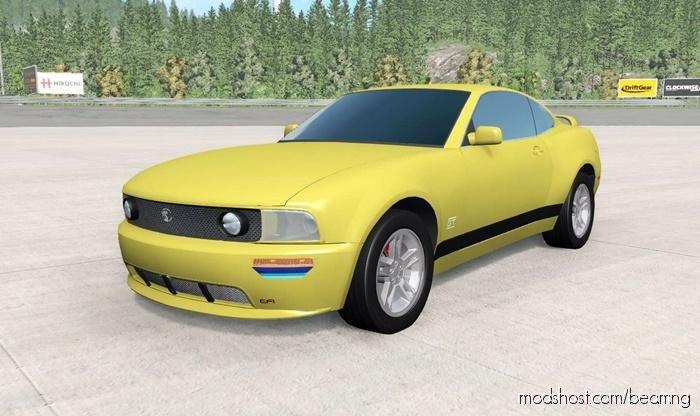Camso Morgan GT for BeamNG.drive