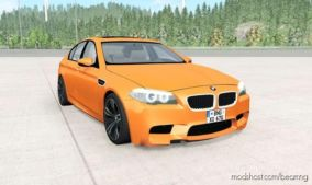 BMW M5 (F10) 2011 for BeamNG.drive