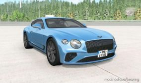 Bentley Continental GT 2018 for BeamNG.drive