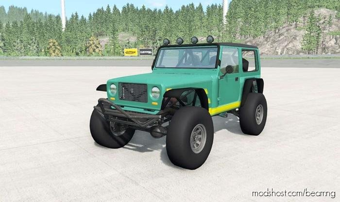 Ibishu Hopper Baja V0.6 for BeamNG.drive