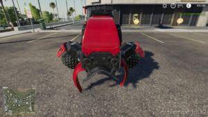 Waratah Fixed Processor Head for Farming Simulator 2019