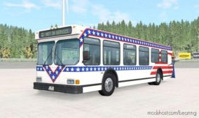 Wentward Dt35Se BUS V2.0 for BeamNG.drive