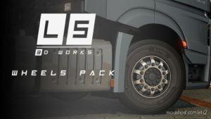 LS Wheels Pack V0.8 [1.36.X] for Euro Truck Simulator 2
