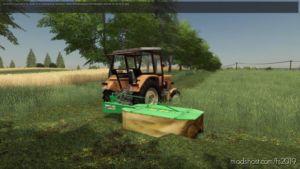 Mower Samasz for Farming Simulator 2019