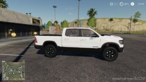 Dodge Rebel 1500 for Farming Simulator 2019