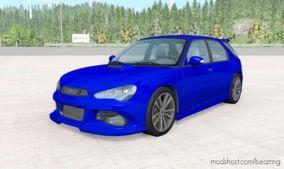 Hirochi Sunburst Wagon for BeamNG.drive