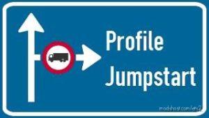 Profile JumpStart: Cash & XP Boost V7.01 for Euro Truck Simulator 2
