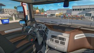 Seat Adjustment NO Limits (Interior Multi View Camera) V2.4 for Euro Truck Simulator 2