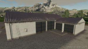 Modern Barn for Farming Simulator 2019