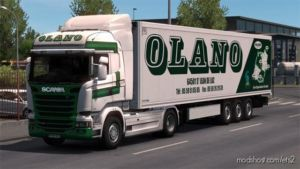 Combo Olano Skins for Euro Truck Simulator 2