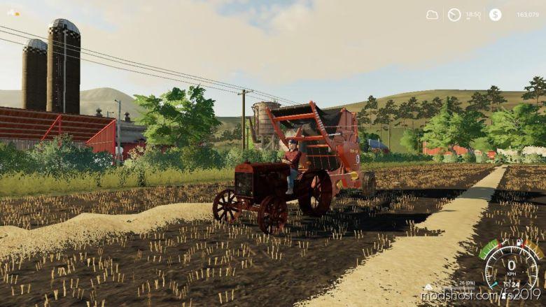 Fordson F for Farming Simulator 2019