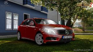 Mercedes-Benz A45 V1R20 [1.36.X] for Euro Truck Simulator 2