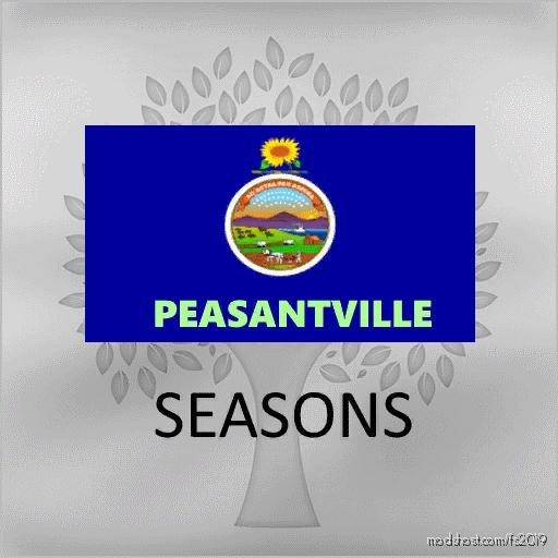 GEO Peasantville V1.1 for Farming Simulator 2019