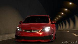 Opel Astra J V1R20 [1.36] for Euro Truck Simulator 2