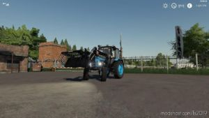 MTZ 82.1 Turbo V1.1 for Farming Simulator 2019