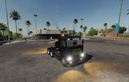 Freightliner Argosy Converted RAW for Farming Simulator 2019