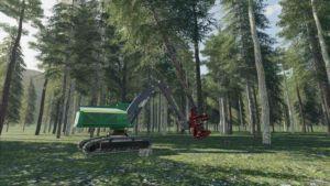 ULTIMATE LOGGING MAP V1.1 for Farming Simulator 2019