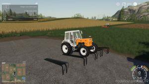 Squatting Ramp for Farming Simulator 2019