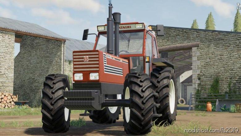 Fiatagri 180-90 for Farming Simulator 2019