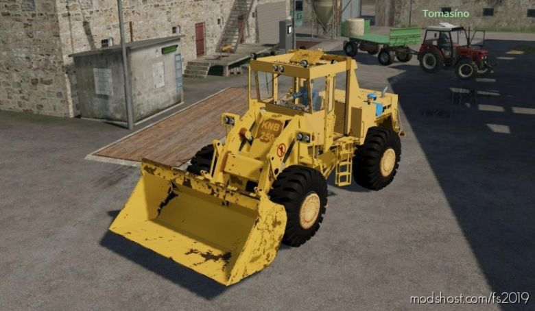 KNB 250 for Farming Simulator 2019