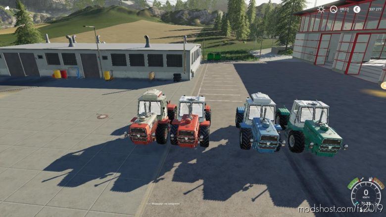 T 150K for Farming Simulator 2019