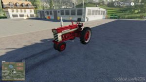Farmall 460 WIP for Farming Simulator 2019