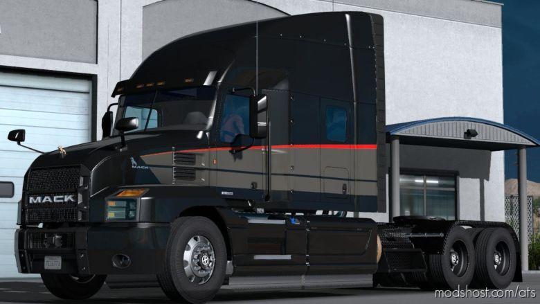 Mack Anthem 2018 [1.36] for American Truck Simulator