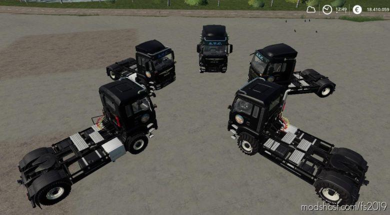 ATC Semi Pack V1.1 for Farming Simulator 2019