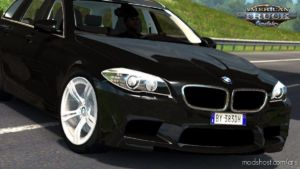 BMW M5 Touring V1.2 [1.36.X] for American Truck Simulator