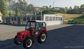 Zetor 7745 for Farming Simulator 2019